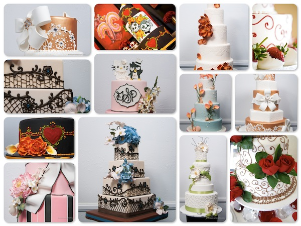 wedding cakes by the grove san diego county southern california ca