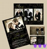 Beautiful Wedding Announcements.Beautiful Wedding Announcements San Diego County Southern California